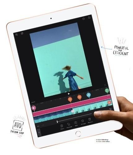 Apple trình làng iPad giá rẻ dành cho giáo dục, hỗ trợ Apple Pencil - Ảnh 3