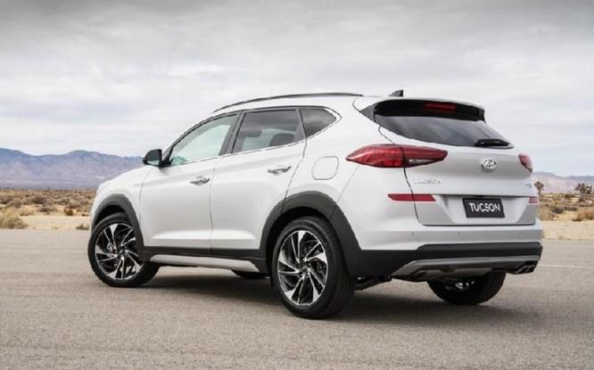 Hyundai Tucson 2019 ra mắt với những thay đổi về thiết kế và động cơ - Ảnh 3
