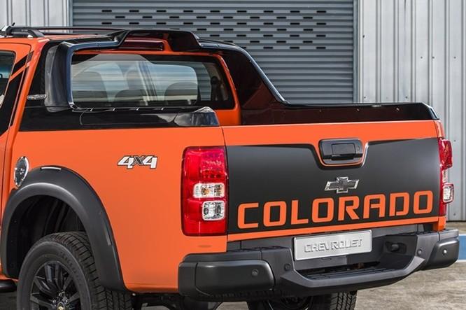 Chevrolet trình làng bán tải Colorado High Country màu cam hoàn toàn mới - Ảnh 4