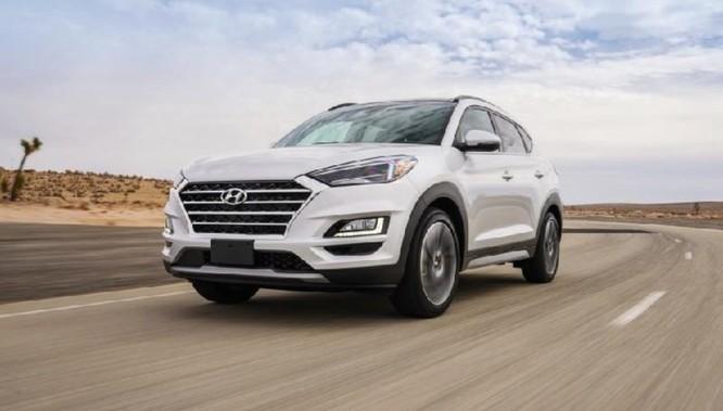 Hyundai Tucson 2019 ra mắt với những thay đổi về thiết kế và động cơ - Ảnh 4