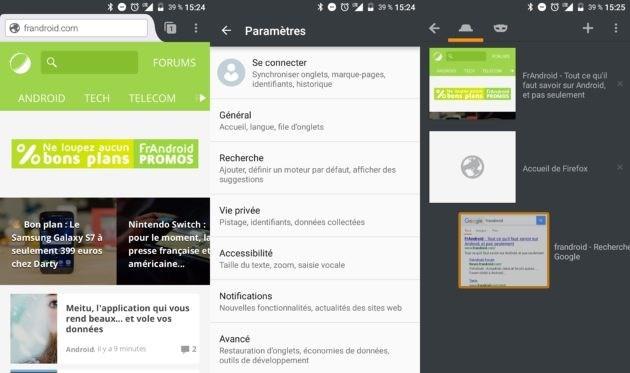 8 trình duyệt Android cực tiện dụng nên tải về - Ảnh 5