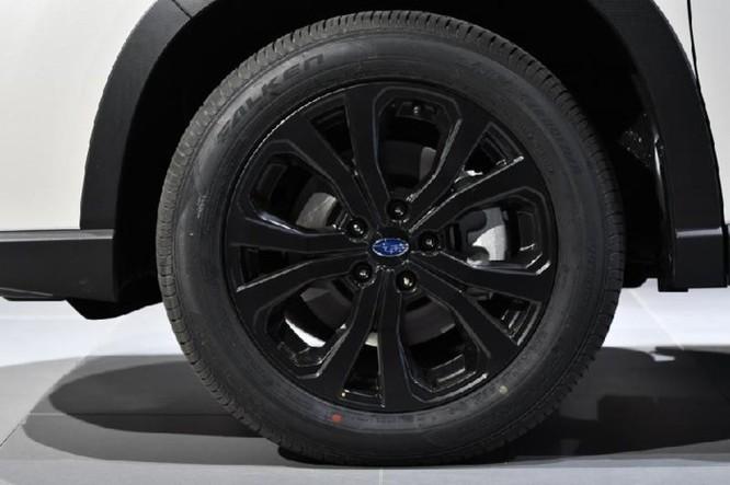 Subaru Forester 2018 lộ diện với 'mắt thần' EyeSight - Ảnh 9