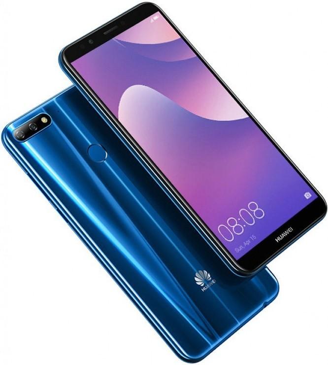Huawei Y7 Prime (2018): thiết kế đẹp, màn hình tràn viền và camera kép - Ảnh 1