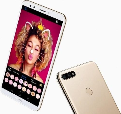 Huawei Y7 Prime (2018): thiết kế đẹp, màn hình tràn viền và camera kép - Ảnh 2