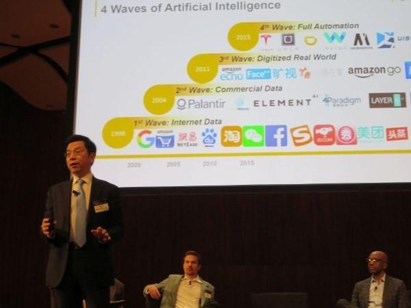 Cựu chủ tịch Google Trung Quốc: Chỉ có hai quốc gia thật sự hưởng lợi từ cách mạng trí tuệ nhân tạo - Ảnh 2