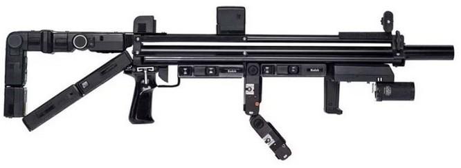 Dạo quanh bảo tàng vũ khí được làm từ máy ảnh và ống kính - Ảnh 11