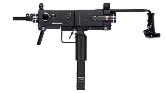 Dạo quanh bảo tàng vũ khí được làm từ máy ảnh và ống kính - Ảnh 12