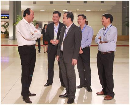 VNPT vinh dự là nhà cung cấp dịch vụ viễn thông cho các sự kiện chính trị của đất nước - Ảnh 1