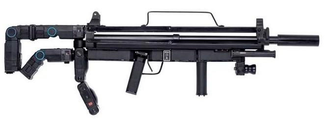 Dạo quanh bảo tàng vũ khí được làm từ máy ảnh và ống kính - Ảnh 15