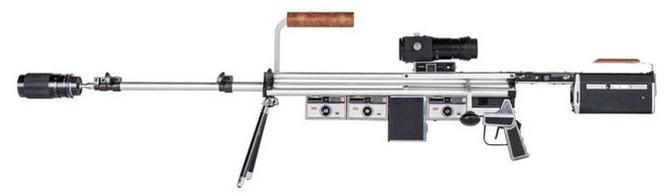 Dạo quanh bảo tàng vũ khí được làm từ máy ảnh và ống kính - Ảnh 17