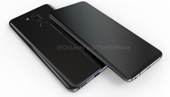 RÒ RỈ: Hình ảnh chi tiết thiết kế của LG G7 - Ảnh 2