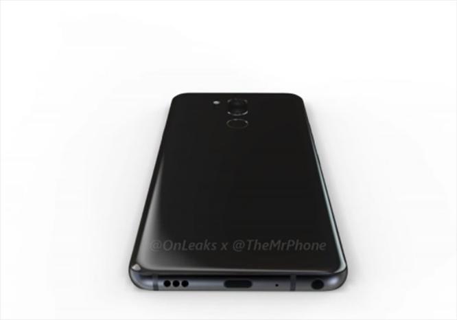 RÒ RỈ: Hình ảnh chi tiết thiết kế của LG G7 - Ảnh 3