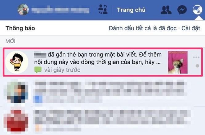 Cách chặn người khác tag trên Facebook - Ảnh 5