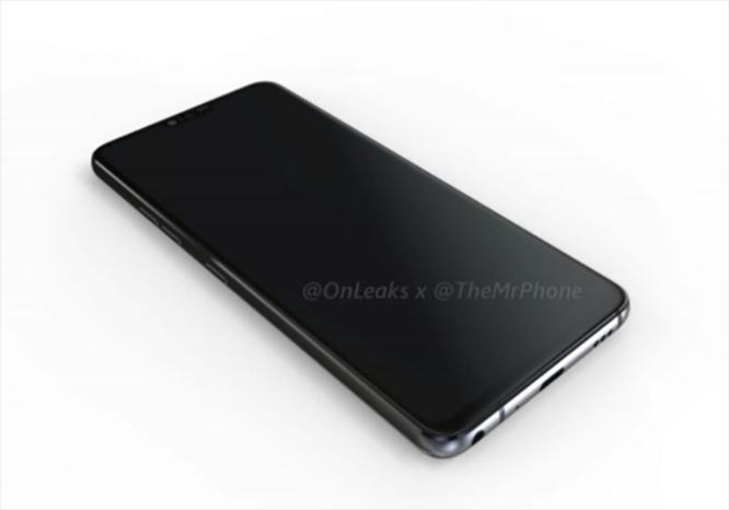 RÒ RỈ: Hình ảnh chi tiết thiết kế của LG G7 - Ảnh 5
