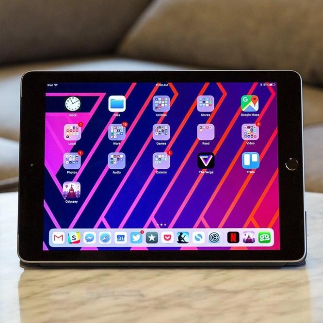 Đánh giá iPad 2018: tất cả gom lại thành một chữ 'Tuyệt' ảnh 1