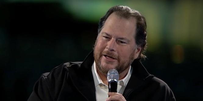 CEO Marc Benioff của Salesforce: 'Tại sao tôi vẫn thành công khi toàn thế giới không tin vào điều đó' ảnh 1