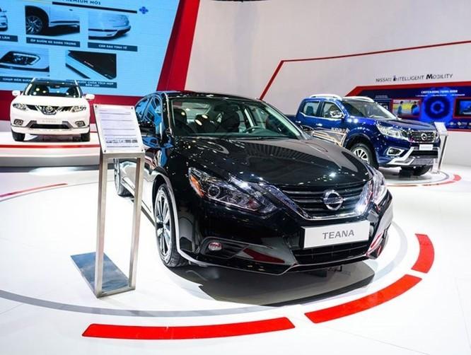 Xe nhập khẩu Nissan Teana giảm giá trên 100 triệu đồng ảnh 1