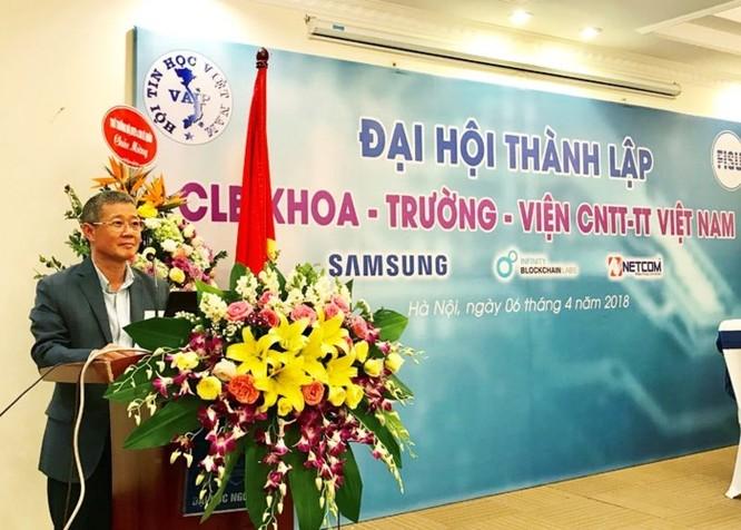 Chính thức ra mắt Câu lạc bộ Khoa – trường – viện CNTT-TT Việt Nam ảnh 1