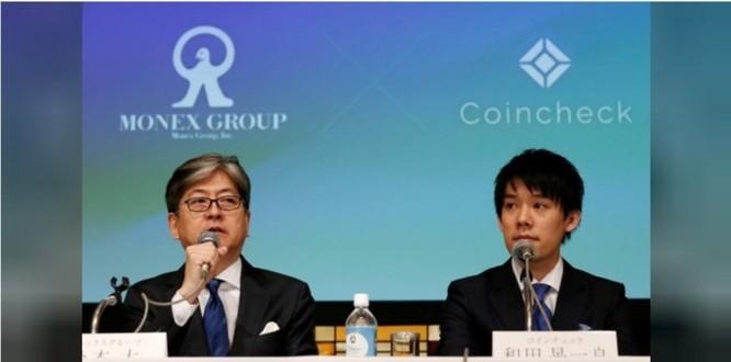 Tập đoàn Monex thông báo sẽ mua Coincheck với giá 33 triệu USD ảnh 1