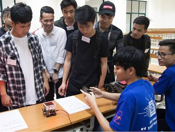 Tuyển sinh 2018: PTIT sẽ cấp học bổng cho 100% sinh viên diện tuyển thẳng ảnh 1