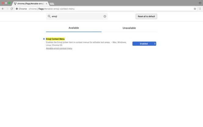 Cách gõ emoji nhanh trên Google Chrome ảnh 2
