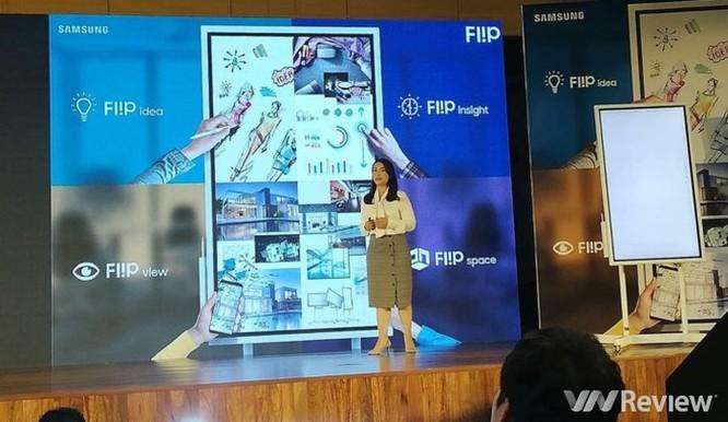 Samsung ra mắt 'bảng làm việc tương lai' Flip WM55H tại Việt Nam ảnh 2