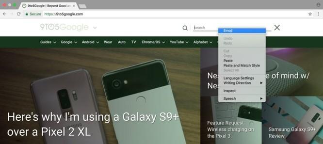 Cách gõ emoji nhanh trên Google Chrome ảnh 3