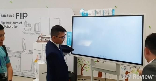 Samsung ra mắt 'bảng làm việc tương lai' Flip WM55H tại Việt Nam ảnh 5