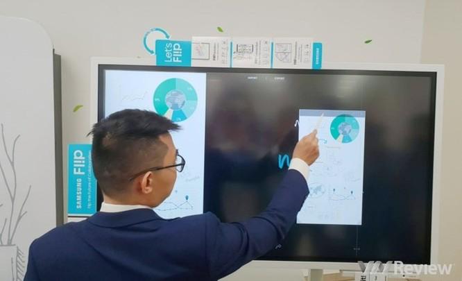 Samsung ra mắt 'bảng làm việc tương lai' Flip WM55H tại Việt Nam ảnh 6