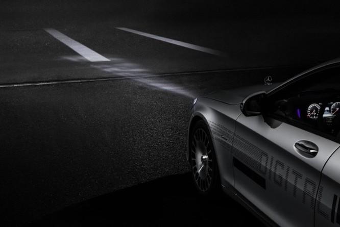 Mercedes-Maybach với Digital Light 'vẽ' được những gì lên mặt đường? ảnh 8