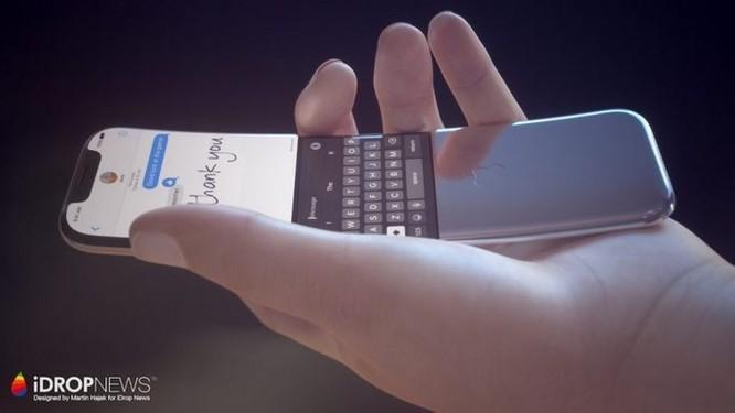 Bất ngờ với ý tưởng iPhone màn hình cong giống 'quả chuối' Nokia 8100 ảnh 2
