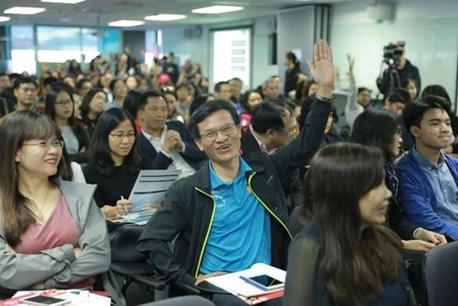 Gần 1.000 học sinh và phụ huynh dự Ngày hội trải nghiệm tại Đại học RMIT ảnh 3