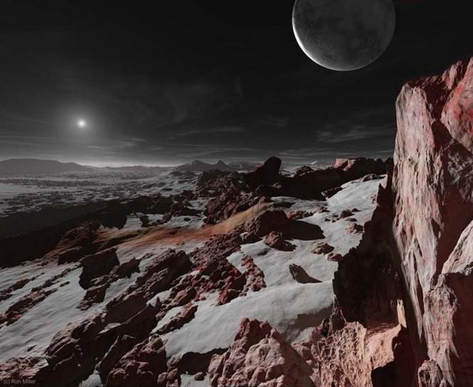 Hình ảnh Mặt Trời nhìn từ các hành tinh khác trong Thái Dương Hệ ảnh 10
