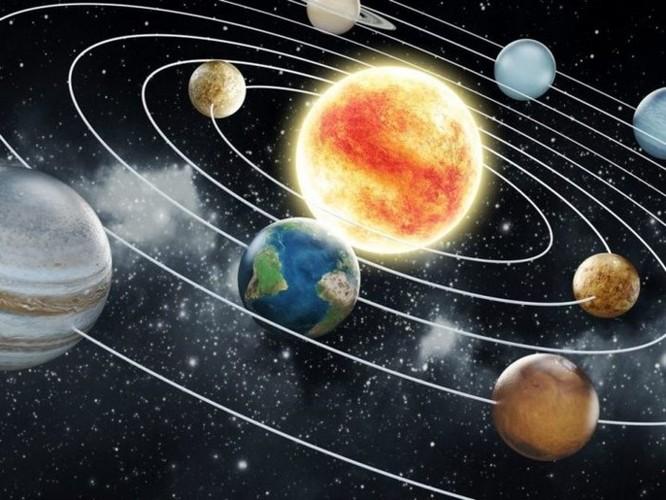 Hình ảnh Mặt Trời nhìn từ các hành tinh khác trong Thái Dương Hệ ảnh 1