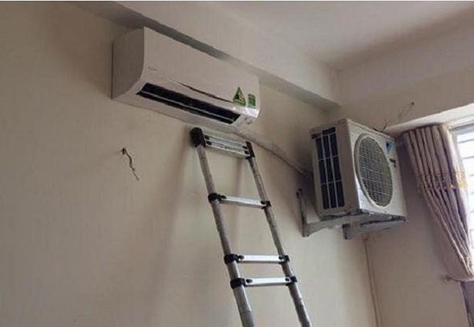 Lắp đặt sai máy lạnh: 'Nóng mặt' vì tiền điện ảnh 1