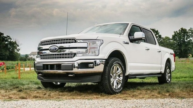 Ford thu hồi gần 350 ngàn xe bán tải, SUV và xe thể thao vì lỗi hộp số ảnh 2