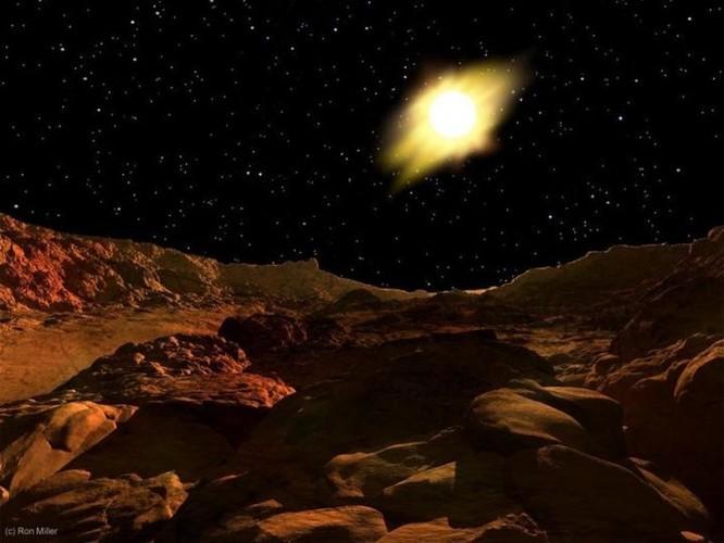Hình ảnh Mặt Trời nhìn từ các hành tinh khác trong Thái Dương Hệ ảnh 2