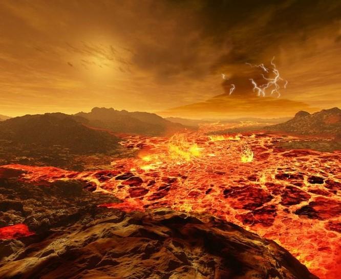 Hình ảnh Mặt Trời nhìn từ các hành tinh khác trong Thái Dương Hệ ảnh 3