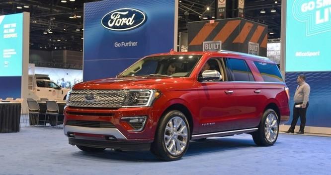Ford thu hồi gần 350 ngàn xe bán tải, SUV và xe thể thao vì lỗi hộp số ảnh 3