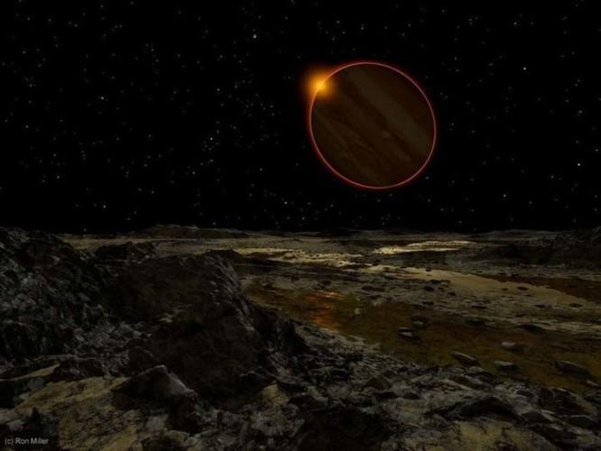 Hình ảnh Mặt Trời nhìn từ các hành tinh khác trong Thái Dương Hệ ảnh 6