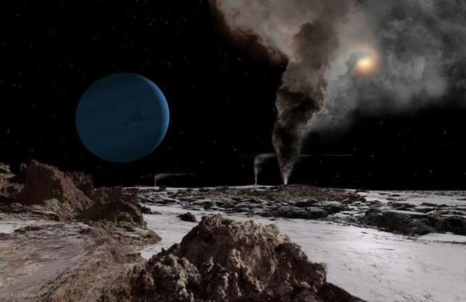 Hình ảnh Mặt Trời nhìn từ các hành tinh khác trong Thái Dương Hệ ảnh 9