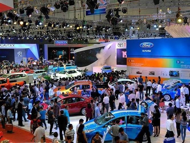 Thị trường ô tô tháng 3 bất ngờ tăng trưởng mạnh, cả xe lắp ráp và nhập khẩu ảnh 1