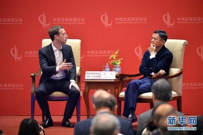 Ông trùm Jack Ma thách thức Mark Zuckerberg sửa được Facebook ảnh 1