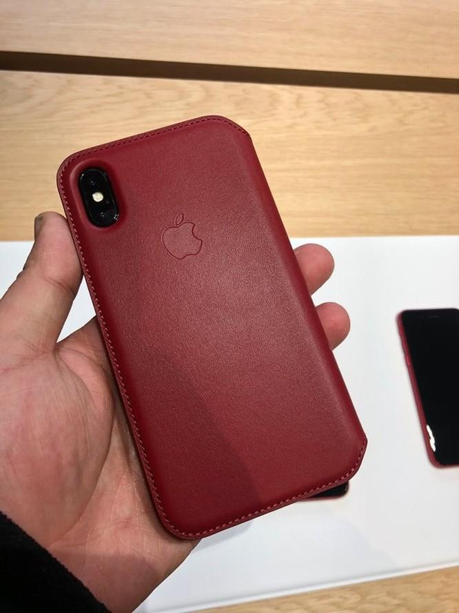 Đây là iPhone 8 Product RED: rất đẹp, rất dễ bám vân tay ảnh 10