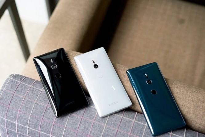 Điện thoại cao cấp Sony Xperia XZ2 chuẩn bị bán tại Việt Nam ảnh 1