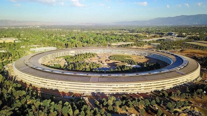Apple sử dụng năng lượng sạch 100% cho các cơ sở trên toàn cầu ảnh 2
