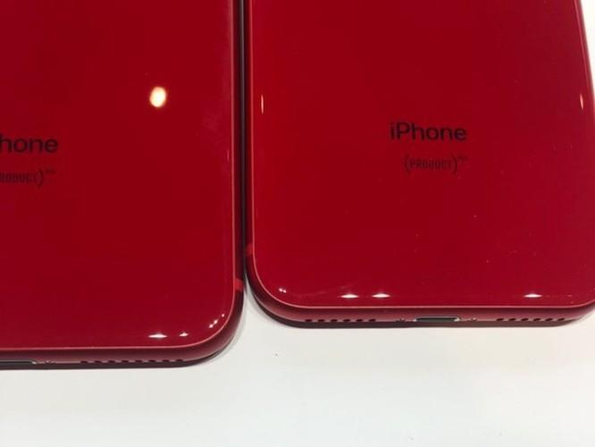 Đây là iPhone 8 Product RED: rất đẹp, rất dễ bám vân tay ảnh 3