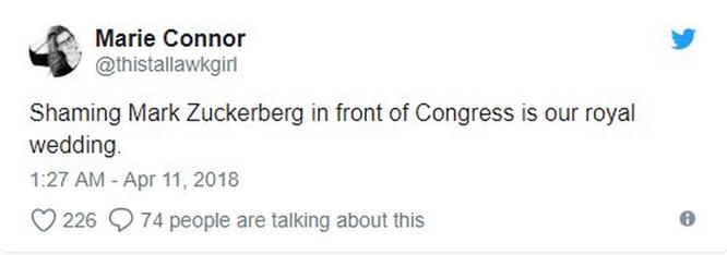 Cư dân mạng 'chế' ảnh gây cười về cuộc điều trần của Mark Zuckerberg trước Quốc hội ảnh 4