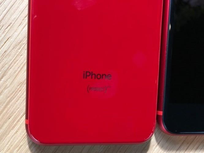Đây là iPhone 8 Product RED: rất đẹp, rất dễ bám vân tay ảnh 5
