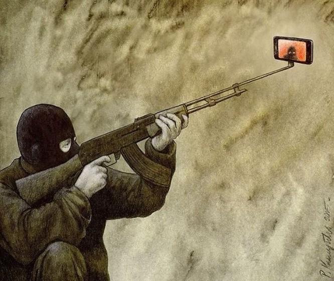 Những bức hình châm biếm, phô bày mặt trái của xã hội số ngày nay ảnh 22